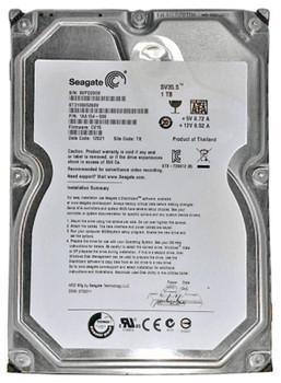 1AA154-500 Seagate 1TB 7200RPM SATA 6.0 Gbps 3.5 32MB Cache SV35 Hard Drive