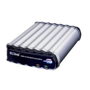 CO-2T-U2FS Buslink 2TB 7200RPM USB 2.0 FireWire 400 2MB Cache 3.5-inch External Hard Drive (Refurbished)