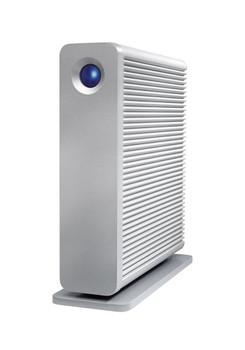 301549EK LaCie d2 Quadra v3 3TB 7200RPM USB 3.0 eSATA 3Gbps FireWire 800 External Hard Drive (Refurbished)