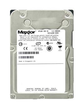 8K036J0024924 Maxtor 36GB 15000RPM Ultra 320 SCSI 3.5 8MB Cache Atlas Hard Drive