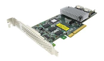 9750-8I 3Ware SATA/SAS 6Gbps PCI Express 2.0 x8 Low Profile RAID Controller Card