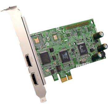 MTVHDDVRR-C027 AverMedia Aver AvertvHD Dvr Ga Card With 128MB Memory Suppo