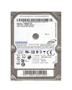 HM641JX Samsung Spinpoint 640GB 5400RPM USB 2.0 8MB Cache 2.5-inch Internal Hard Drive