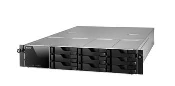 AS-609RS ASUS 9-bay NAS 2u Rackatom 1GB 2xGBe Usb 3.0 SATAiii (Refurbished)