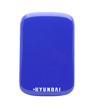 HS2128EBLUE Hyundai HS2 128GB USB 3.0 External Solid State Drive (Blue)