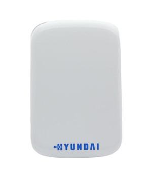 HS2750WHITE Hyundai HS2 750GB USB 3.0 External Solid State Drive (White)