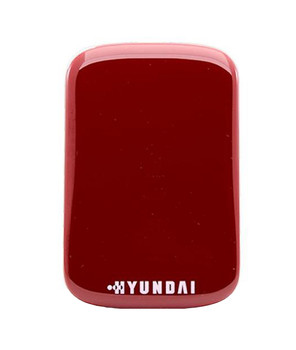 HS2750WRED Hyundai HS2 750GB USB 3.0 External Solid State Drive (Red)