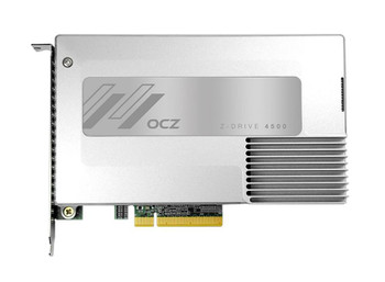 ZD4RPFC8MT310-1600 OCZ Z-Drive 4500 Series 1.6TB MLC PCI Express 2.0 x8 (AES-128) FH-HL Add-in Card Solid State Drive (SSD)