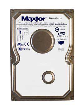 4R120L01320P1 Maxtor 120GB 5400RPM ATA 133 3.5 2MB Cache DiamondMax Hard Drive