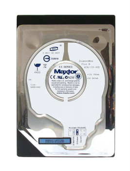 6E020L0510251 Maxtor 20GB 7200RPM ATA 100 3.5 2MB Cache DiamondMax Plus Hard Drive