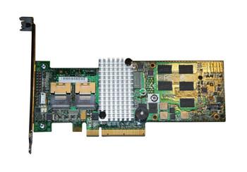 92608I LSI MegaRAID 512MB Cache 8-Port SAS 6Gbps / SATA 6Gbps PCI Express 2.0 x8 MD2 Low Profile RAID 0/1/5/6/10/50/60 Controller Card