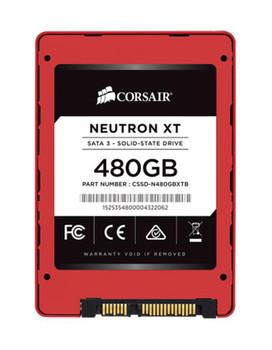 CSSD-N480GBXTB Corsair Neutron XT Series 480GB MLC SATA 6Gbps 2.5-inch Internal Solid State Drive (SSD)