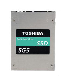 THNSNK512GCS8 Toshiba SG5 Series 512GB TLC SATA 6Gbps 2.5-inch Internal Solid State Drive (SSD)
