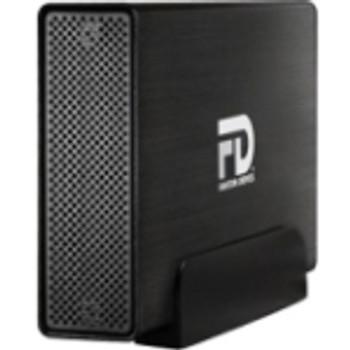 GF3B5000U MicroNet Fantom Drives G-Force3 5TB USB 3.0 External Hard Drive (Aluminum) (Refurbished)
