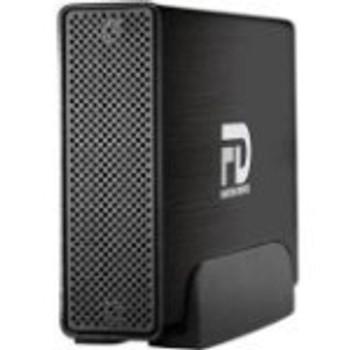 GF3B500EU MicroNet Fantom Drives G-Force3 500GB USB 3.0 eSATA External Hard Drive (Aluminum) (Refurbished)