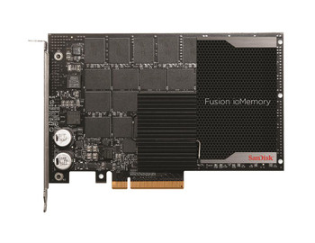 F13-005-6400-CS-0001 SanDisk Fusion ioMemory SX300 6.4TB MLC PCI Express 2.0 x8 Application Accelerator FH-HL Add-in Card Solid State Drive (SSD)