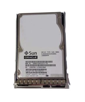 542-0384-01 Sun 300GB 10000RPM SAS 6.0 Gbps 2.5 64MB Cache Hard Drive