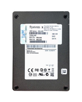 00AH608 IBM 480GB MLC SATA 6Gbps 2.5-inch Internal Solid State Drive (SSD)