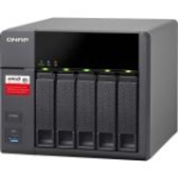 TS-563-8G-US QNAP High Performance 10GbE-ready Affordable Quad-core Business NAS (Refurbished)