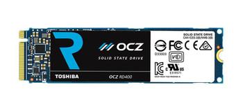 RVD400-M22280-256G OCZ RD400 Series 256GB MLC PCI Express 3.0 x4 NVMe M.2 2280 Internal Solid State Drive (SSD)