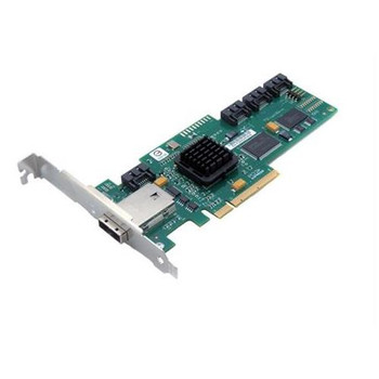 SAS9285CV8E LSI MegaRAID 1GB Cache 8-Port SAS 6Gbps / SATA 6Gbps PCI Express 2.0 x8 MD2 Low Profile RAID 0/1/5/6/10/50/60 Controller Card