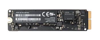 MZ-JPU128T/0A2 Samsung 128GB MLC PCI Express 3.0 x4 M.2 2280 Internal Solid State Drive (SSD) for MacBook