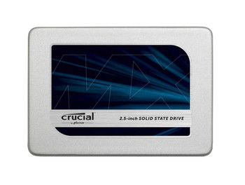 CT10391475 Crucial MX300 Series 525GB TLC SATA 6Gbps (AES-256) 2.5-inch Internal Solid State Drive (SSD) with 9.5mm Adapter