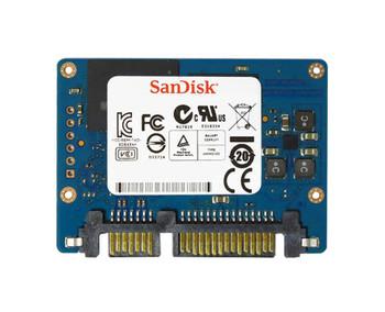 SDSA4BH-008G SanDisk SSD P4 8GB MLC SATA 3Gbps Half-Slim SATA Internal Solid State Drive (SSD)