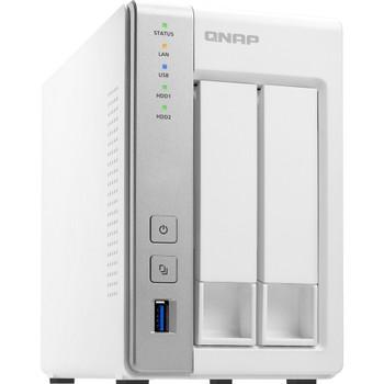 TS-231P QNAP Turbo NAS SAN/NAS Server (Refurbished)