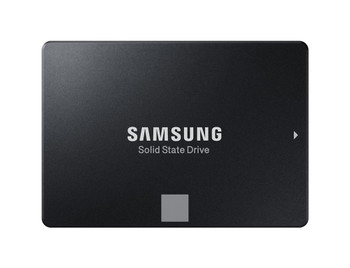 MZ-750500 Samsung 750 EVO Series 500GB TLC SATA 6Gbps (AES-256 FDE) 2.5-inch Internal Solid State Drive (SSD)
