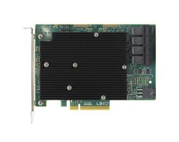 9300-16I LSI 16-Port SAS 12Gbps / SATA 6Gbps PCI Express 3.0 x8 Low Profile HBA Controller Card