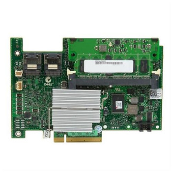 DFK7K Dell SAS 6Gbps PCI Express 3.0 x8 Host Bus Adapter with Standard Bracket