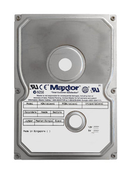 98196H80801G1 Maxtor 80GB 5400RPM ATA 100 3.5 2MB Cache DiamondMax Hard Drive
