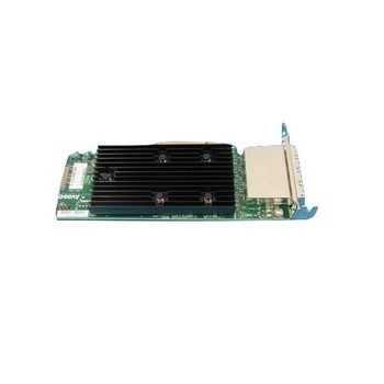 565-BBDY Dell 4-Ports SAS 12Gbps Low Profile PCI Express Storage Controller