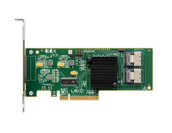 A8738346 Dell 8-Ports SAS9211-8I SAS/SATA 6Gbps PCI Express 2.0 x8 RAID Controller Card