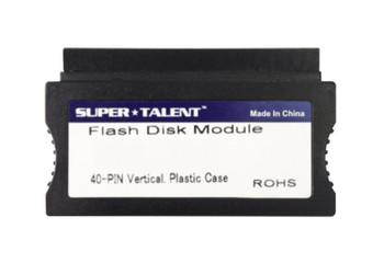 FE0064MDRM Super Talent 64GB MLC ATA/IDE (PATA) 40-Pin Vertical FDM Internal Solid State Drive (SSD)