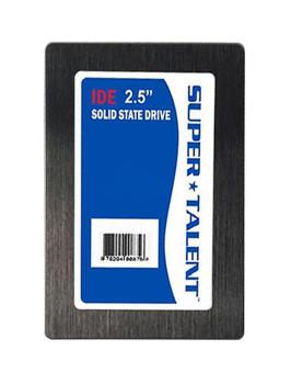 FEK064MJ2E Super Talent DuraDrive ET4 Series 64GB SLC ATA/IDE (PATA) 2.5-inch Internal Solid State Drive (SSD) (Industrial)