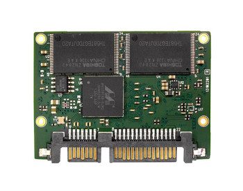 96FD-H128-PLG Advantech 128GB MLC SATA 6Gbps Half-Slim SATA Internal Solid State Drive (SSD)