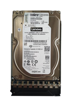00XH255 Lenovo 1TB 7200RPM SAS 12Gbps Hot Swap (512n) 3.5-inch Internal Hard Drive for ThinkServer TS460