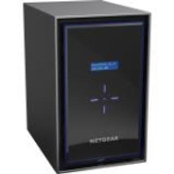 RN42800-100NES Netgear ReadyNAS 428 Diskless Intel Atom Quad-core (4 Core) 8 x HDD Supported 4GB RAM DDR4 SDRAM Serial ATA Controller RAID Supported