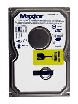 6B200P0040602 Maxtor 200GB 7200RPM ATA 133 3.5 8MB Cache DiamondMax Hard Drive
