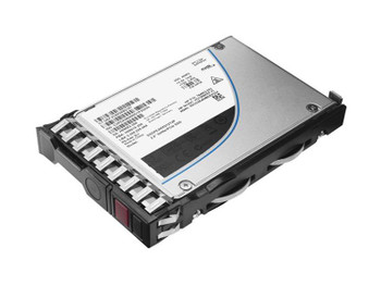873569-001 HPE 800GB MLC SAS 12Gbps Hot Swap Mixed Use 2.5-inch Internal Solid State Drive (SSD) with Smart Carrier