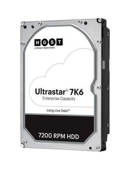 HUS726T4TAL5204 HGST Hitachi Ultrastar 7K6 4TB 7200RPM SAS 12Gbps 256MB Cache (SE / 512e) 3.5-inch Internal Hard Drive