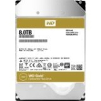 WD8003FRYZSP WD Gold 8TB 3.5 Internal Hard Drive SATA 7200rpm 128 MB Buffer 1 Pack