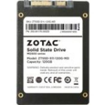 ZTSSD-S11-120G-MD Zotac 120GB 2.5 Internal Solid State Drive SATA 525 MB/s Maximum Read Transfer Rate 480 MB/s Maximum Write Transfer Rate