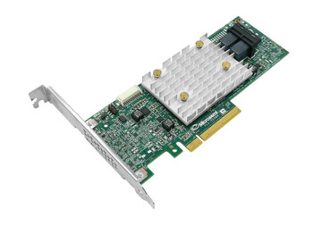 2293300-R Adaptec 1100-8e 8-Ports SAS/SATA 12Gbps PCI Express 3.0 x8 Low-profile MD2 Host Bus Adapter