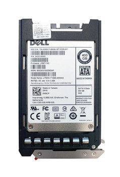 00M9CP Dell 400GB MLC SATA 6Gbps 1.8-inch Internal Solid State Drive (SSD)