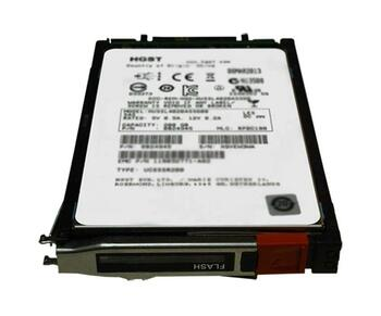 005050501 EMC 100GB SAS 6Gbps EFD 2.5-inch Internal Solid State Drive (SSD) with Tray for VNX5300 and VNX5100 Storage Systems