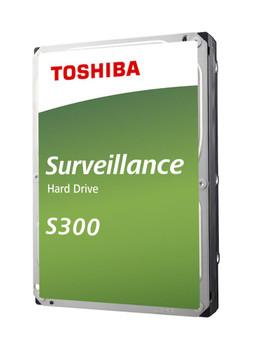 HDWT140UZSVA Toshiba 4TB 7200RPM SATA 6.0 Gbps 3.5 128MB Cache S300 Hard Drive