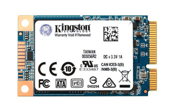 SUV500MS/480G Kingston SSDNow UV500 Series 480GB TLC SATA 6Gbps mSATA Internal Solid State Drive (SSD)